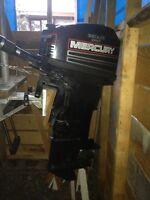 20 hp mercury outboard motor