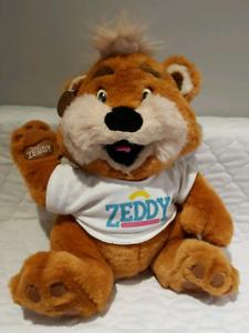 Zellers Zeddy Plush Bear