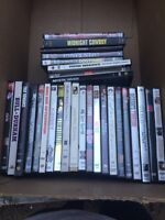 DVD Collection - tons of great movies!