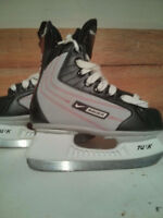 Boy's size 2 skates for sale
