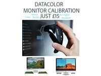 Monitors calibration Services JUST for £15