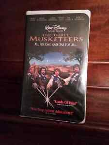 The Three Musketeers VHS London Ontario image 1