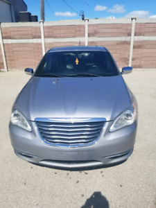 Wholesale 2013 Chrysler 200 limited. AS IS