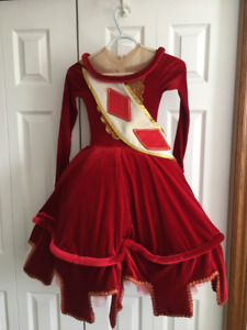 Lightly worn ballet costume for ~14 year old