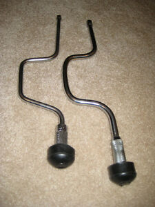"Manual 3/8"" Speed handles in  excellent condition"