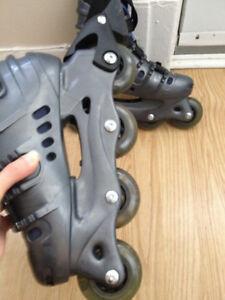 Patins à roues alignées/ rollerblade