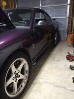 Mustang SVT COBRA Mystic !!! Vraiment rare !!!! Supercharge!!!!