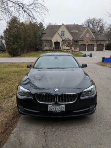 2011 BMW 528i with BMW N. American Warranty and Protection Pkg