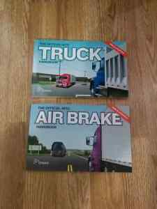 Ontario Truck and Air Brake Handbooks Windsor Region Ontario image 1