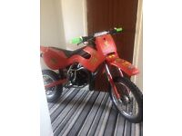 Malaguti 50cc big wheel