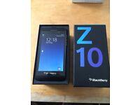 Blackberry Z10 smartphone 16GB