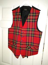 Men's Jacket & Waistcoat