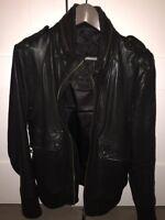 Mackage GUY leather jacket size 38 ( FOR MEN )