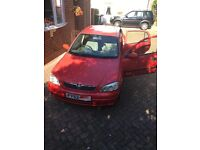 52 plate Vauxhall Astra Club