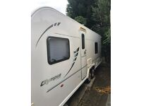Bailey Olympus 624 - 4 Berth Caravan