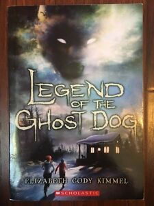 """""""Legend of The Ghost Dog"""" book"""