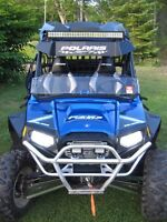 """MINT CONDITION 2013 POLARIS RZR S LIMITED EDITION"""