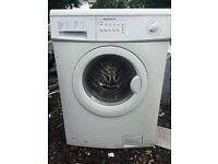 Bendix washing machine