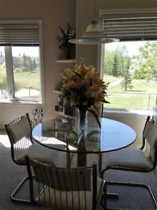 Fully Furnished One Bedroom Suite Available Immediately