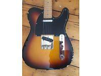 Fender Telecaster Partscaster (Seymour Duncan Pickup)