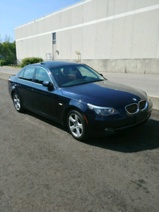 2008 BMW 528Xi / Excellent Condition / Asking $6750