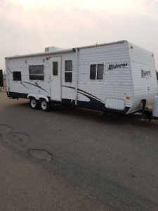 "Trade my 2008 28"" Hornet Hideout for Motorhome"