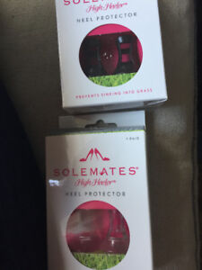 Solemates (unused) Don't sink into grass!