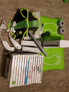 Wii package