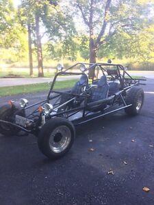 VW  dune buggy .... sand rail