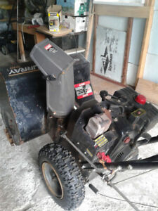10hp Tecumseh Engine | Buy or Sell a Snow Blower in Ontario