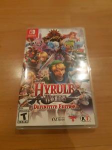 Hyrule Warriors - Nintendo Switch