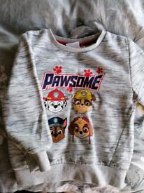 4-5 years children's clothes bundle