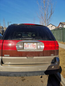 2002 Buick Rendezvous CXL,  Reduced Price