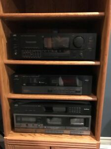 JVC Stereo - 4 components