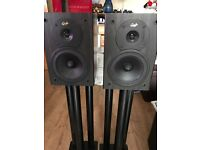 Gale hifi surround speakers