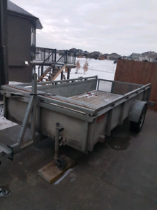 Rhino tilt trailer