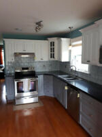 March Madness Sale .. Save 15% on KITCHEN CABINET PAINTING!