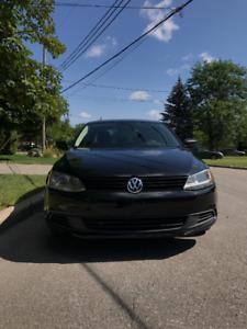 2013 Automatic  Volkswagen Jetta Comfortline