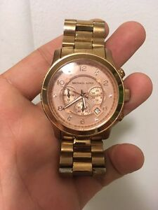 Michael Kors Limited Edition Rose Gold