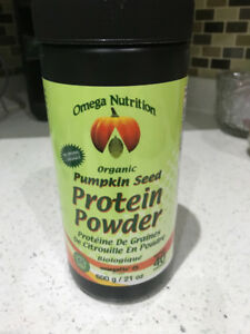 Omega Nutrition Pumpkin Seed Protein Powder 600g (Supplements)