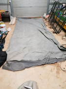 15  foot canvas caravan awning/ annex Carters Ridge Gympie Area Preview