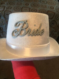Wedding Cowboy Hat