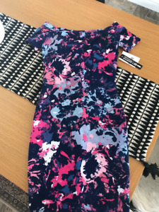 Lord & Taylor off shoulder dress brand new with tags