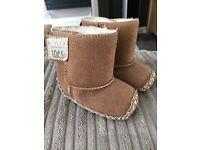 Boots- never worn 3-6 months