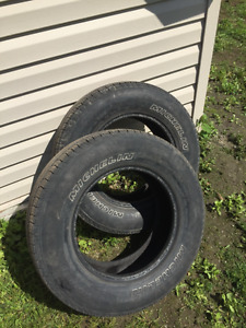 Michelin tires 235/70/16