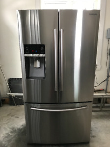 New Stainless Steel Samsung Refrigerator for sale