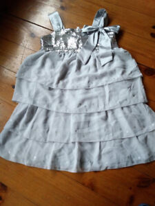 American Girl Party Dress EUC