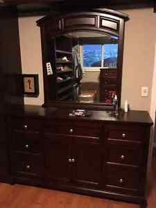 5 piece bedroom set Strathcona County Edmonton Area image 2