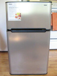 FOR SALE: compact, light and quiet 2-door mini fridge&freezer