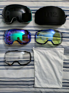 USED Burton, Anon, 686, Flow Snowboard Gear